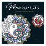 Illustrations à colorier Mandalas Zen