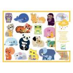 Stickers des petits Gommettes Mamans Bébés