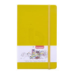 Bullet Journal Jaune 13x21cm 140 g/m² 64 F