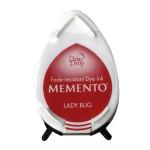 Encreur Memento Dew Drop - Lady Bug