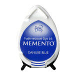 Encreur Memento Dew Drop - Danube Blue