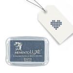 Encreur Memento Luxe - Gray Flannel